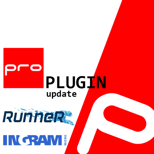 Aggiornamento plugin Catalog INGRAM MICRO e RUNNER