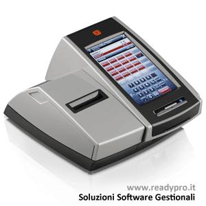 Registratore di cassa Olivetti Nettuna 3000